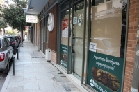 (For Rent) Commercial Retail Shop || Larissa/Larissa - 100 Sq.m, 950€